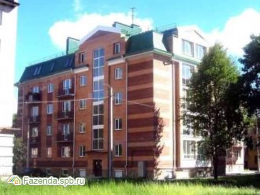 Малоэтажный жилой комплекс Царский, Пушкинский район.