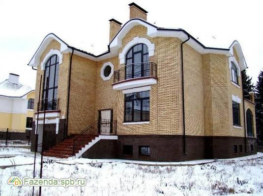 Коттеджный поселок  Царство-Королевство, Выборгский район.