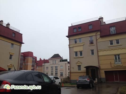 Малоэтажный жилой комплекс Константиновское, Красносельский СПб.