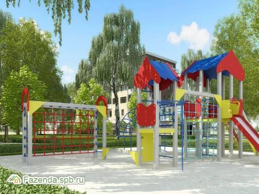 Малоэтажный жилой комплекс Парнас Парк, Выборгский район СПб.