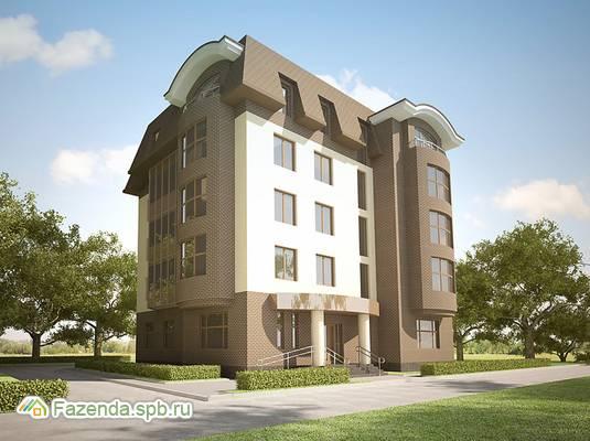 Малоэтажный жилой комплекс Войковский, Петродворцовый СПб.