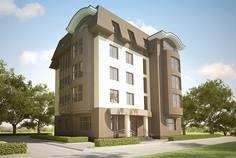 Рядом с Жилой дом в г.Ломоносов расположен Малоэтажный жилой комплекс Войковский