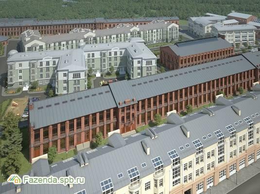 Малоэтажный жилой комплекс Петровский Арсенал, Курортный район СПб.