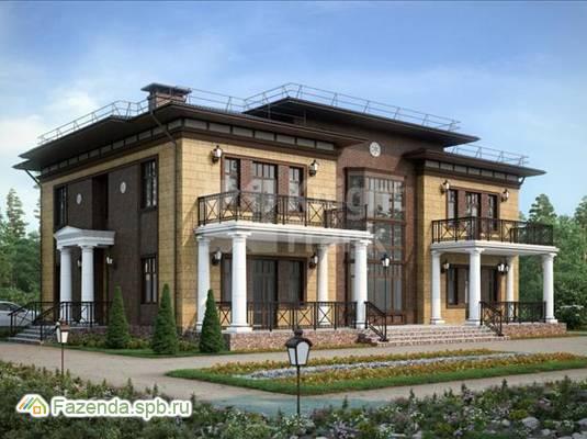 Коттеджный поселок  Особняки в Солнечном, Курортный район СПб.