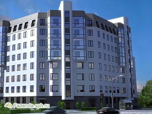 Малоэтажный жилой комплекс Золотые пески, Курортный район СПб.