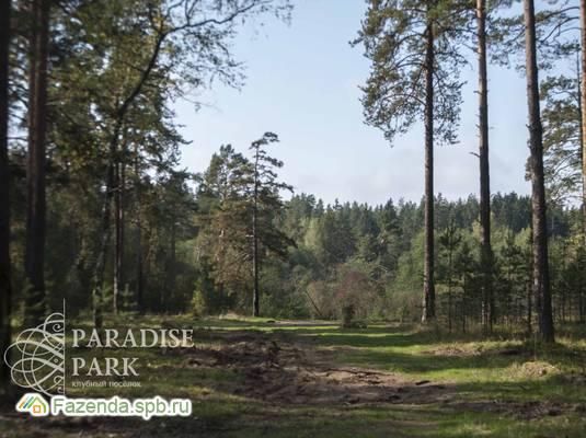 Коттеджный поселок  Paradise Park, Выборгский район.