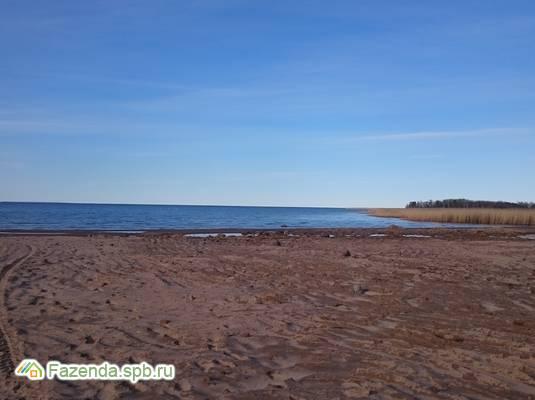 Коттеджный поселок  Ладожский пляж, Приозерский район.