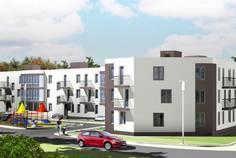 Рядом с Ровам расположен Малоэтажный жилой комплекс Новый Дом в г.п. Рахья