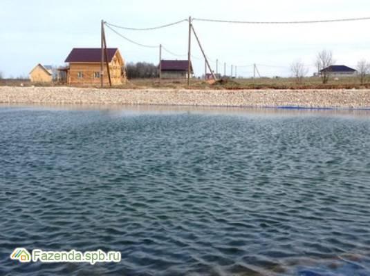 Коттеджный поселок  Рыбицы-1, Гатчинский район.