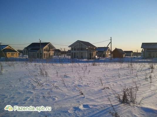 Коттеджный поселок  Луговое, Всеволожский район. Актуальное фото.