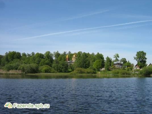 Коттеджный поселок  Лампово, Гатчинский район.