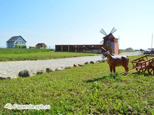 Коттеджный поселок  Долина Уюта, Ломоносовский район.