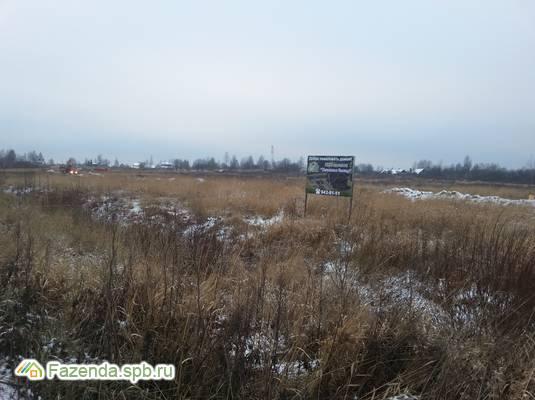 Коттеджный поселок  Петровская Слобода, Ломоносовский район.