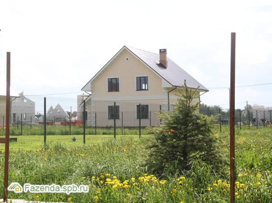 Коттеджный поселок  Горки Лэнд, Гатчинский район.
