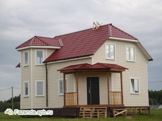 Коттеджный поселок  Кедровое, Гатчинский район.