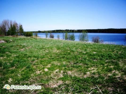 Коттеджный поселок  Гусиное, Приозерский район.