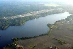 Рядом с Davinci Villas расположен Коттеджный поселок  Борисово-2