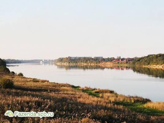 Коттеджный поселок  Валимские поместья, Волховский район.