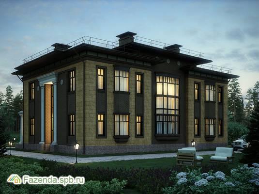 Коттеджный поселок  Вилла Премиум, Курортный район СПб.
