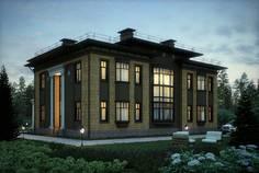 Рядом с HONKANOVA Concept Residence расположен Коттеджный поселок  Вилла Премиум