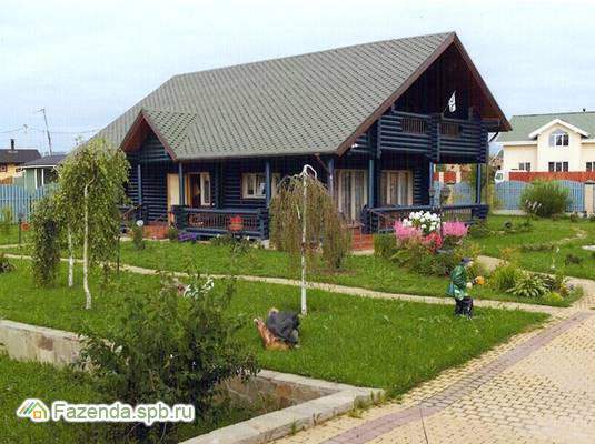 Коттеджный поселок  Зеркальный, Выборгский район.