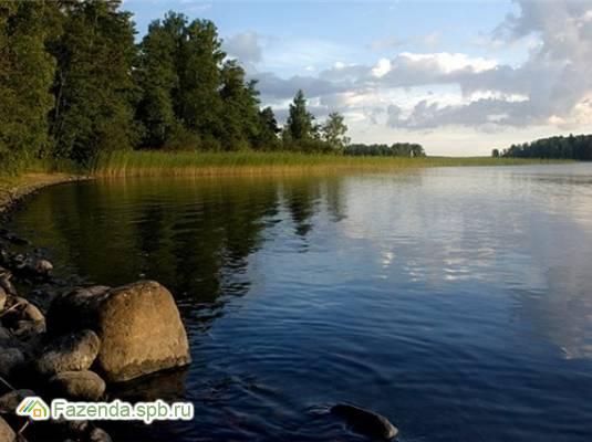 Коттеджный поселок  Зима-Лето, Выборгский район. Актуальное фото.