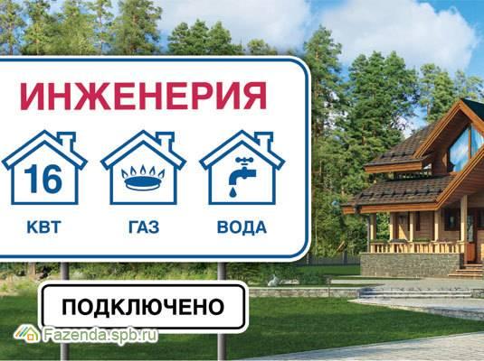 Коттеджный поселок  Лемболово Парк, Всеволожский район. Актуальное фото.