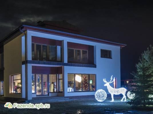 Коттеджный поселок  Медовое, Всеволожский район.