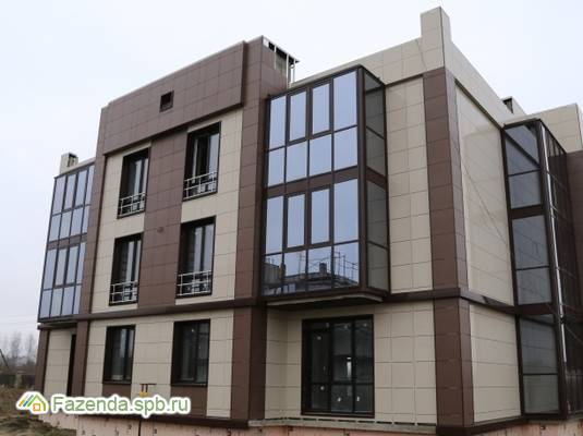 Малоэтажный жилой комплекс Мелодия, Всеволожский район.