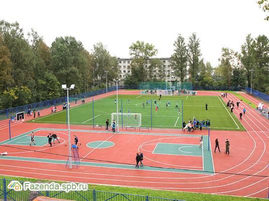 Коттеджный поселок  Охтинский Парк, Всеволожский район.