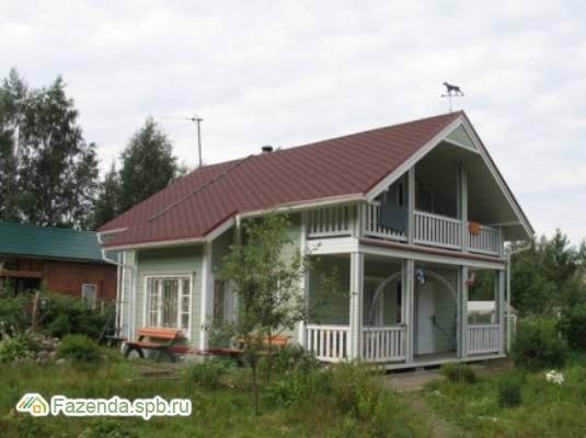 Коттеджный поселок  Приветнинское, Выборгский район.