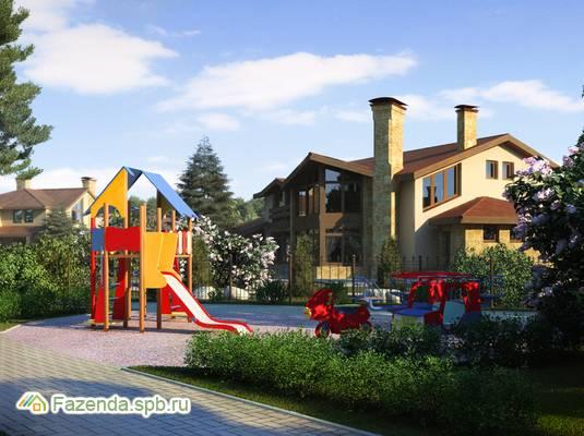 Коттеджный поселок  Румболово, Всеволожский район.