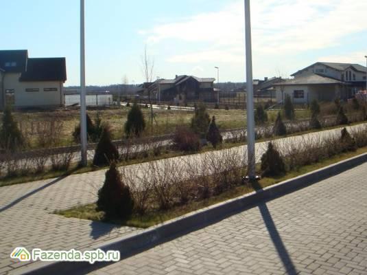 Коттеджный поселок  Румболово, Всеволожский район. Актуальное фото.