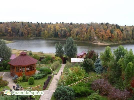 Коттеджный поселок  Солнечный Берег, Выборгский район.