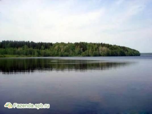 Коттеджный поселок  Три берега, Выборгский район.
