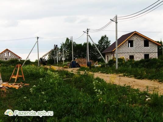 Коттеджный поселок  Верхняя Мыза, Ломоносовский район.