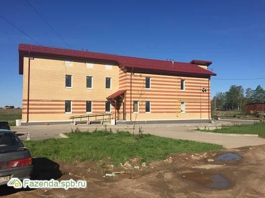 Малоэтажный жилой комплекс Апрель, Ломоносовский район.