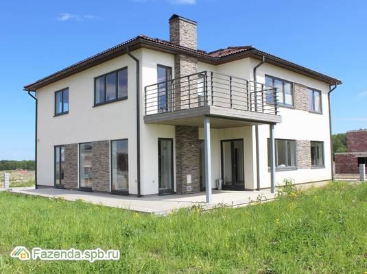 Малоэтажный жилой комплекс Ванино, Ломоносовский район.