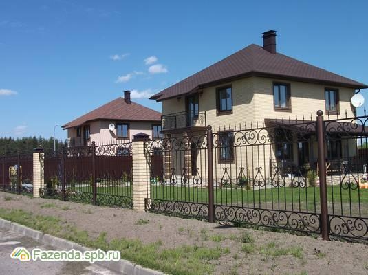 Коттеджный поселок  Вишневый Сад, Всеволожский район.