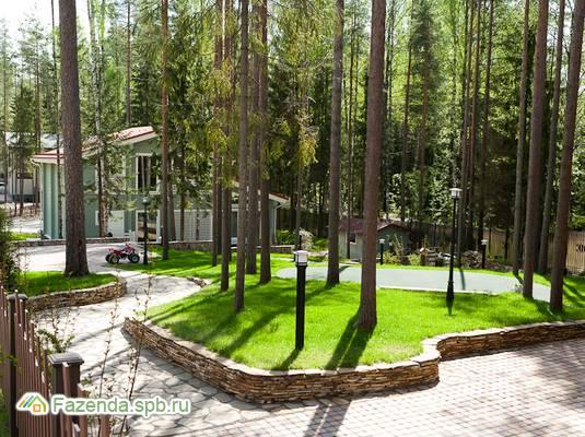 Коттеджный поселок  Особый статус, Всеволожский район.