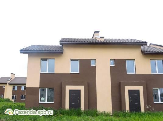 Малоэтажный жилой комплекс Традиция, Всеволожский район. Актуальное фото.