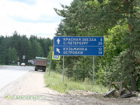 Коттеджный поселок  Sarvela Park, Всеволожский район.
