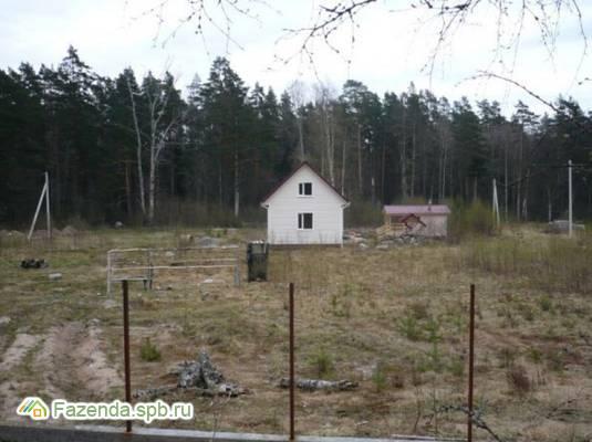 Коттеджный поселок  Чернореченский, Тосненский район.