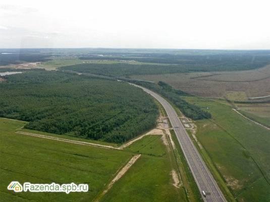 Коттеджный поселок  Марьино-Южное, Ломоносовский район.