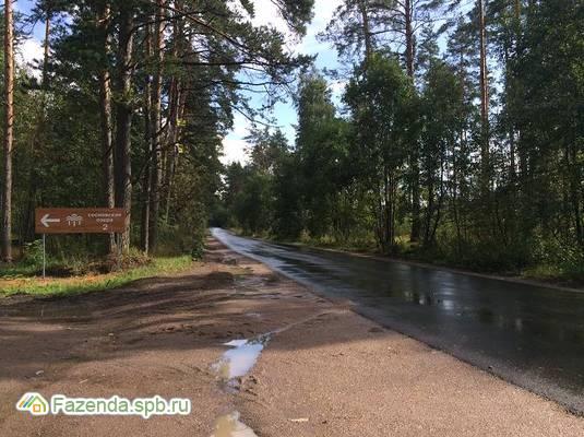 Коттеджный поселок  Сосновские озера-2, Приозерский район.