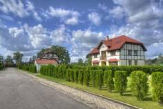 Рядом с Зеленый квартал расположен Коттеджный поселок  Nevo