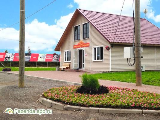 Коттеджный поселок  Петергофские Предместья, Ломоносовский район.