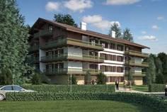 Рядом с Охтинское Раздолье расположен Малоэтажный жилой комплекс Alpenhof