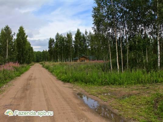 Коттеджный поселок  Семь ручьев, Всеволожский район.