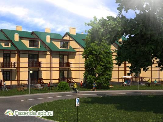 Малоэтажный жилой комплекс Светлогорье (Таунхаусы), Всеволожский район.